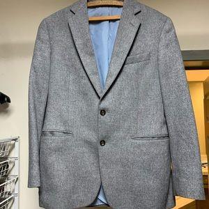 Stafford Blazer, Gray wool
